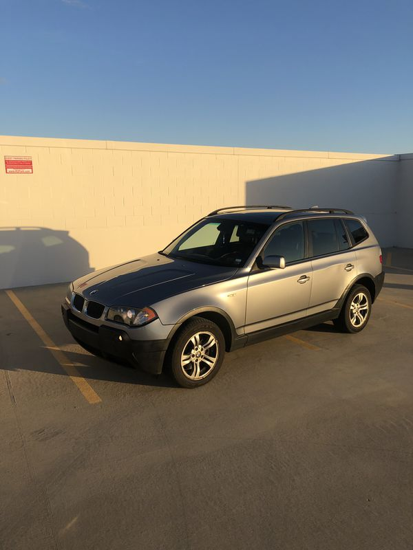 2005 BMW X3 Very Clean
