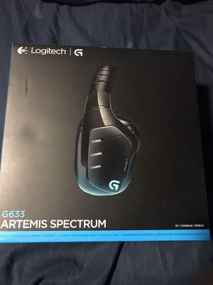Logitech Console / Computer Gaming Headphones for Sale in Southgate, MI