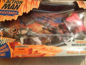 Action man figure rare for Sale in Reedley, CA