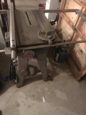 Table saw for Sale in Bothell, WA