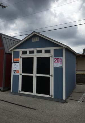 Tuff Shed TR-800 10 X 12 Loaded ! for Sale in Dearborn, MI