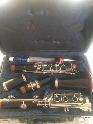 Wooden Yamaha clarinet for Sale in Lake Elsinore, CA