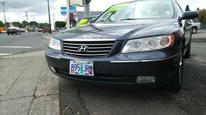 2006 Hyundai Azera leather load! for Sale in Portland, OR