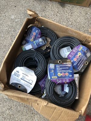Cable wire for Sale in Arlington, TX