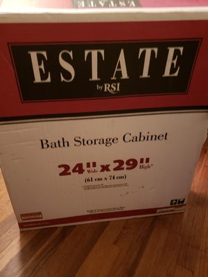 Estate Bathroom Storage Cabinet for Sale in Knoxville, TN