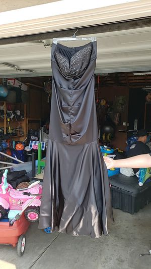 Size Juniors XL prom dress gown for Sale in Sunnyvale, CA