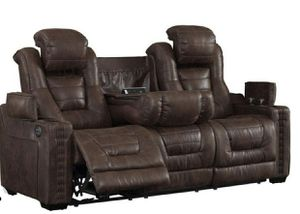 Bluetooth living room set w/tables and lamps for Sale in Bonaire, GA