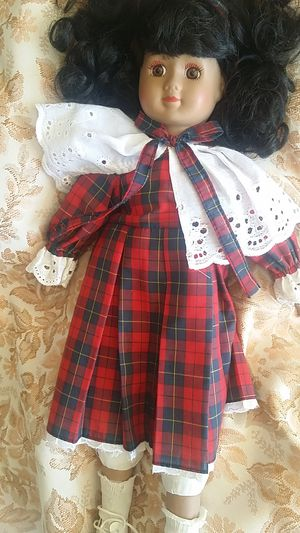 Beautiful Doll - like new for Sale in US