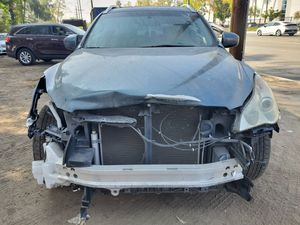 PARTING OUT 2008 2009 2010 2011 2012 INFINITI EX35 EX45 3.5L 3.5 ENGINE MOTOR TRANSMISSION for Sale in San Bernardino, CA