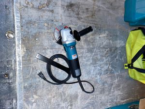 Makita angle grinder for Sale in Chevy Chase, MD