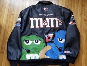 Vintage Jeff Hamilton M&M's NASCAR jacket for Sale in Lynwood, CA