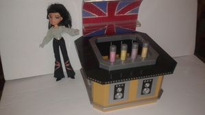 Bratz Pretty n Punk Party Spot Doll and Playset for Sale in Kissimmee, FL