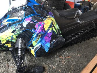 Polaris Rmk Axys 800 155 for Sale in Yacolt,  WA