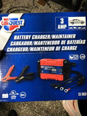 Battery maintainer for Sale in Selinsgrove, PA