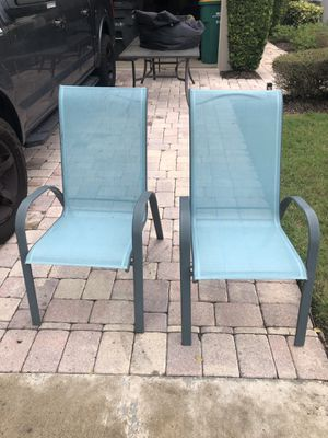 Pool chairs for Sale in Longwood, FL
