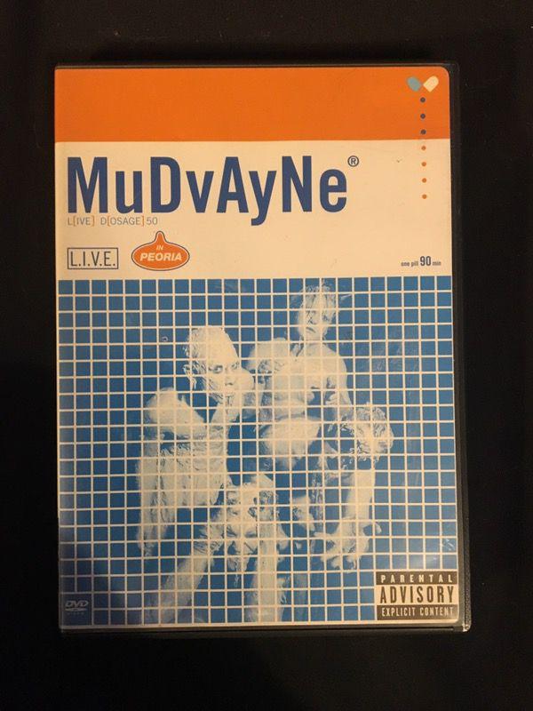 [DVD] Mudvayne - Live Dosage 50