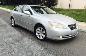 $6000 Firm : 2007 Lexus ES 350 : NON Negotiable: Push to start Clean Title for Sale in Takoma Park, MD