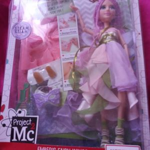 ProjectMc2 'Embers Fairy Wings' New With Box Damage for Sale in Wauchula, FL