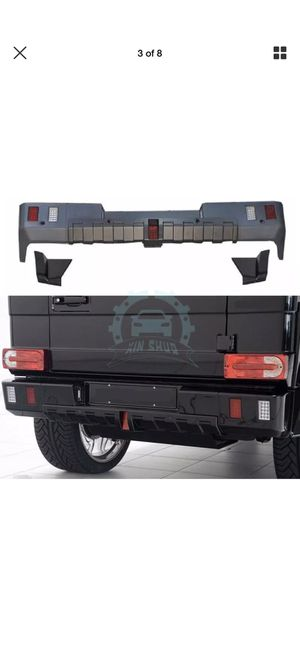 G class rear bumper for Sale in Los Angeles, CA