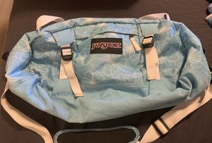 """JanSport Duffle Bag (approx 22""""x12"""") for Sale in Las Vegas, NV"""