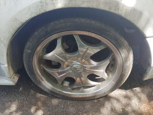 "18"" VCT rims with tires. for Sale in Portland, OR"
