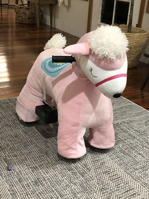 Plush ride on animals NEW! for Sale in Battle Ground, WA