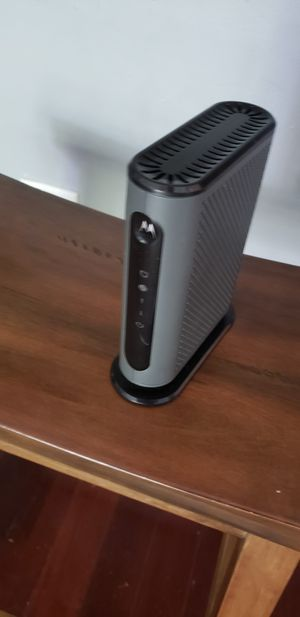 Motorola Cable Modem MB7420 for Sale in Weston, FL