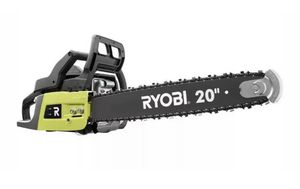 RYOBI 20 in. 50 cc 2-Cycle Gas Chainsaw with Heavy-Duty Case for Sale in St. Petersburg, FL