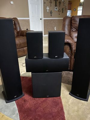Complete home theater system for Sale in Midland, TX