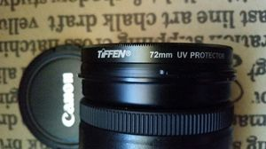18 - 200 mm Canon Lense. for Sale in San Leandro, CA