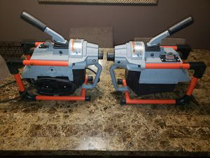 RIDGID 66497 K-60SP-SE Sectional Machine Sectional Sewer Machine with Full Drain  Las 2 por este precio for Sale in VA, US