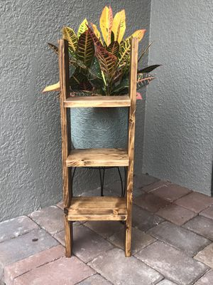 Custom Made Ladder Shelves for Sale in Alafaya, FL