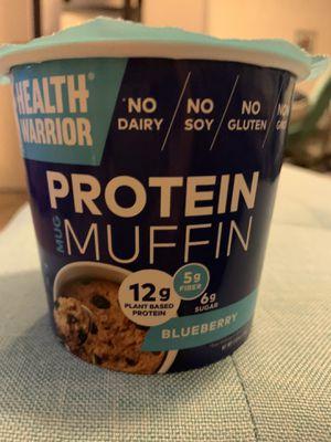 Protein muffin health warrior for Sale in Riverside, CA