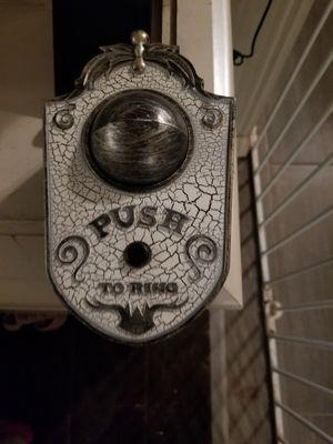 Halloween Gemmy Animated Doorbell-Eyeball for Sale in Apple Valley, CA