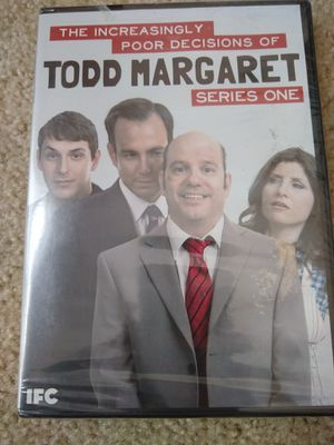 The Increasingly Poor Decisions of Todd Margaret: Series 1 (DVD, 2011). Condition is Brand New. for Sale in Garner, NC