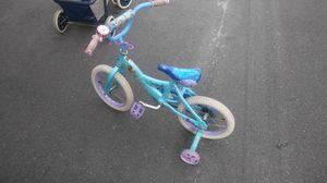 Disneys Frozen girl bike for Sale in Tampa, FL