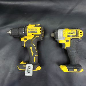 Dewalt DCF885 And DCD708 Driver Set (Only Tool) for Sale in New York, NY