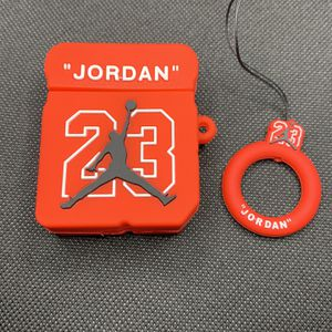 Jordan AirPod Case Cover For Generation 1 Or 2 for Sale in Los Angeles, CA