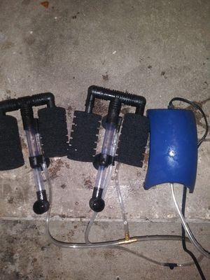 Air pump for fish tank new for Sale in Winter Garden, FL