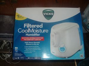 New Vick's Humidifier for Sale in San Diego, CA