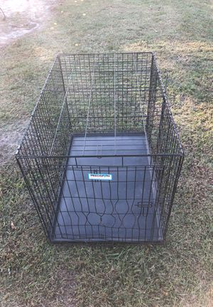 2 door extra large dog crate for Sale in Chesapeake, VA