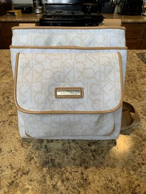 Calvin Klein Authentic Messenger Bag OBO for Sale in American Canyon, CA