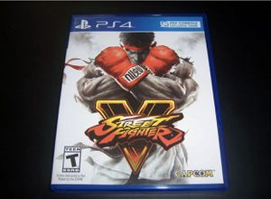 Street Fighter 5(New) for Sale in Santa Ana, CA