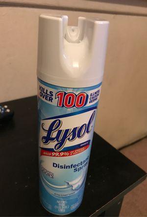 Lysol for Sale in San Bernardino, CA