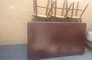 Mesa con 6 sillas for Sale in Phoenix, AZ