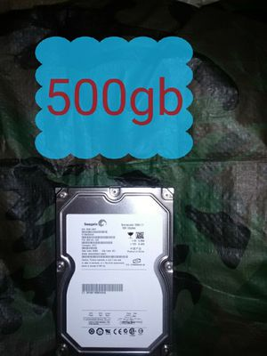 500GB 3.5 desktop hard drive. for Sale in Buckhannon, WV