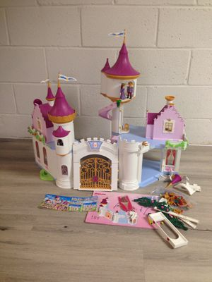 Playmobil princess castle toy 6848 for Sale in Rockville, MD