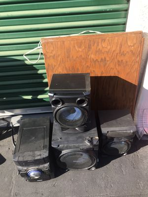 Stereo system for Sale in San Diego, CA