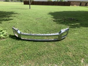 11-16 f250 chrome front and rear bumper in great shape for Sale in Waxahachie, TX