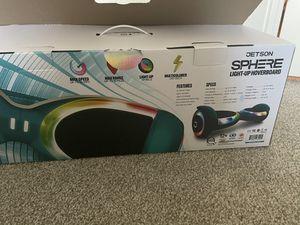 Jeston Sphere light-up Hoverboard for Sale in Murfreesboro, TN